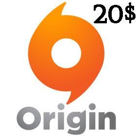 اوریجین 20 دلاری امریکا