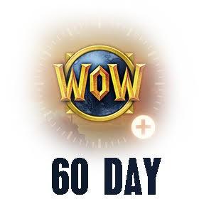 گیم کارت 60 روزه World of Warcraft اروپا EU
