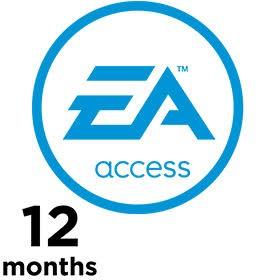 گیفت کارت EA Access یکساله ۱۲ ماهه PS4 امریکا