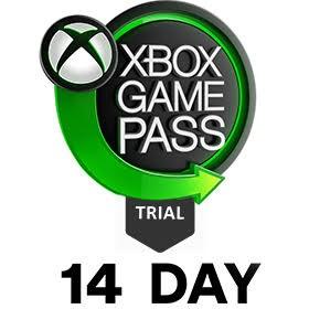 Xbox Game Pass چهارده روزه Trial
