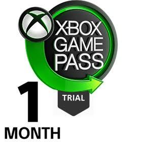 Xbox Game Pass یک ماهه Trial