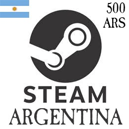 گیفت کارت 500 پزو استیم والت آرژانتین