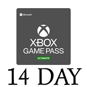 اشتراک ۱۴ روزه التیمیت تریال Game Pass + Gold